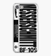 Messerschmitt BF 109 iPhone Case/Skin