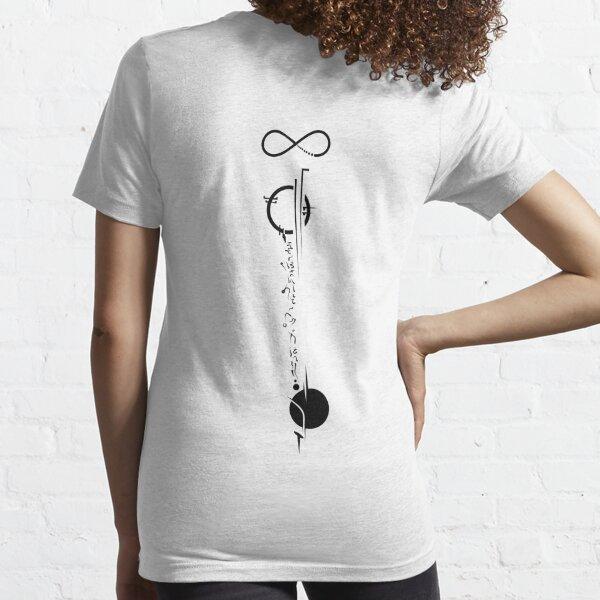 Commander Tattoo Essential T-Shirt