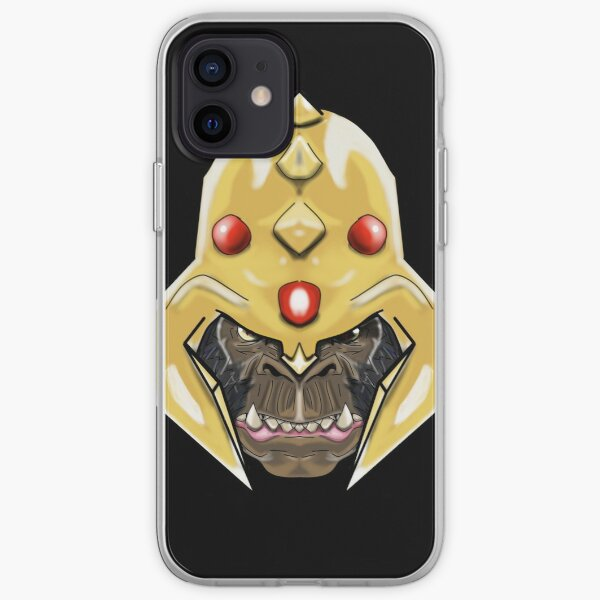 Gorilla Grodd  iPhone Soft Case