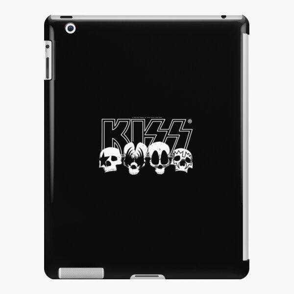 KISS Band Logo Skull Design iPad Snap Case