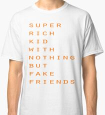 Super Rich Kid Classic T-Shirt