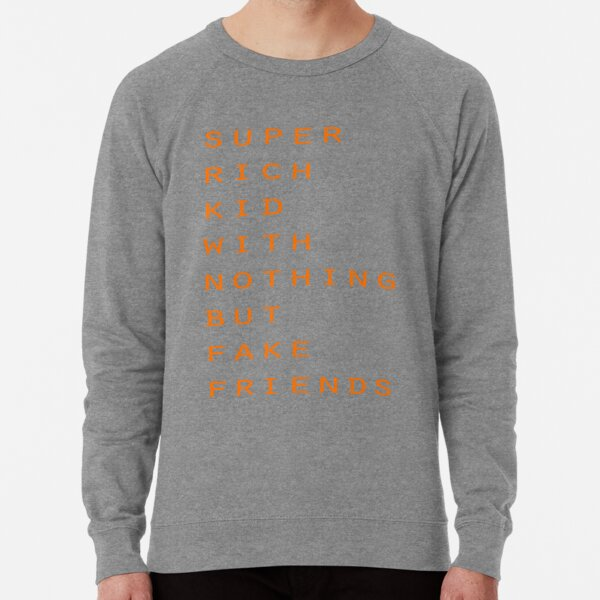 Super Rich Kid Lightweight Sweatshirt