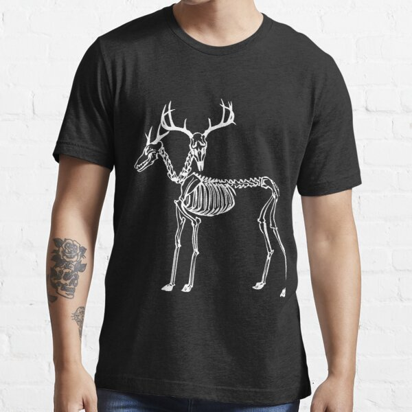 Two Headed Deer Essential T-Shirt