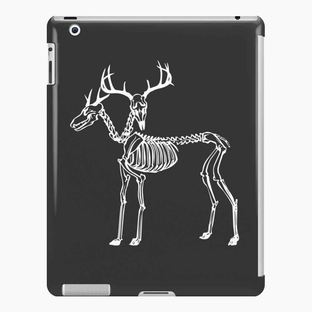 Zweiköpfige Hirsche iPad-Hülle & Skin