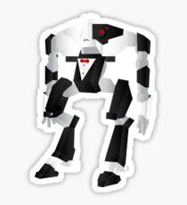 Loader Bot - Tuxedo 1 Sticker