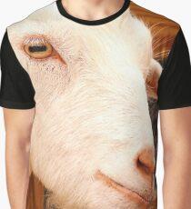 A Proud Goat Graphic T-Shirt