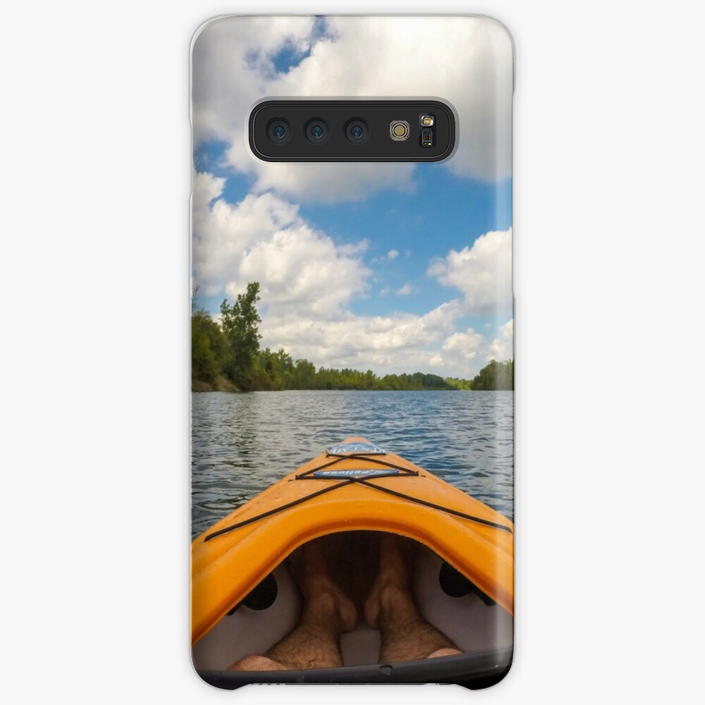 Out on the water Case & Skin for Samsung Galaxy