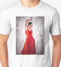 Flamenco Flame T-Shirt