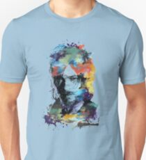 Watercolor Daryl Unisex T-Shirt
