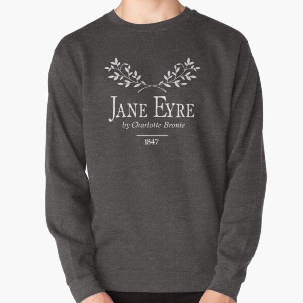 Jane Eyre por Charlotte Brontë Sudadera sin capucha