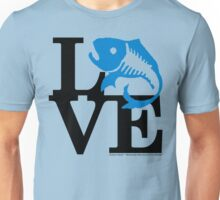 Water Field Study Love (fcb) Unisex T-Shirt