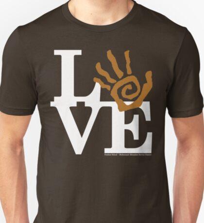 Soil Field Study Love (fcw) T-Shirt