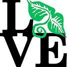 Plants Field Study Love (fcb) by Multnomah ESD Outdoor School