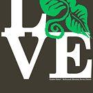 Plants Field Study Love (fcw) by Multnomah ESD Outdoor School
