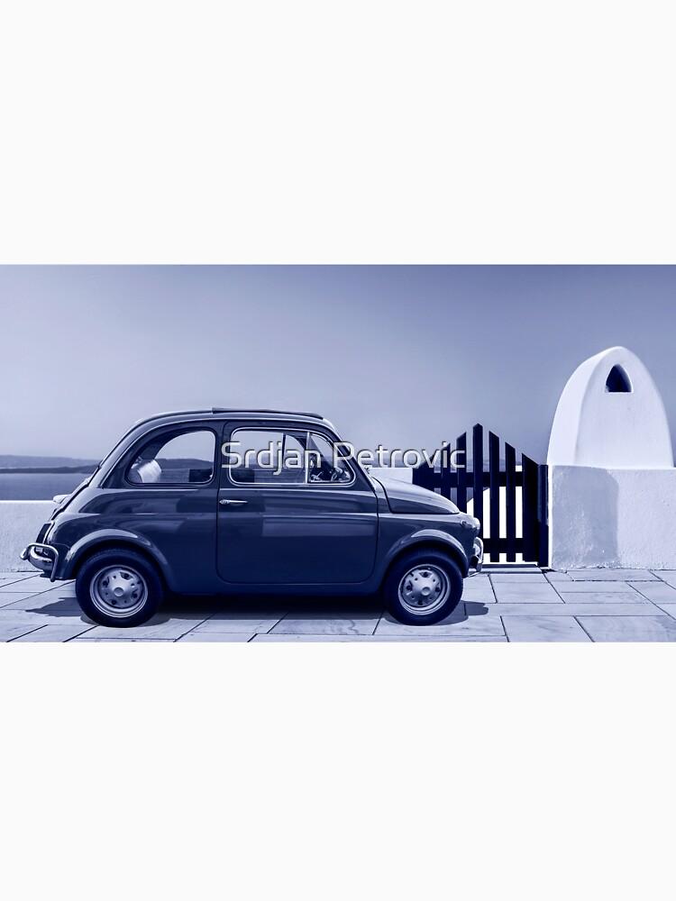 Italian car Fiat 500 by Srdjanfox