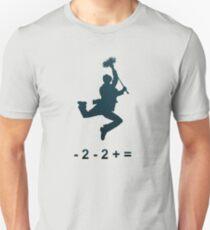 - 2 - 2 + = / Chim-Chim Cher-ee T-Shirt