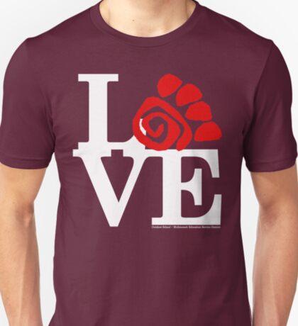 Animals Field Study Love (fcw) T-Shirt