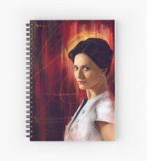 Irene Adler Spiral Notebook