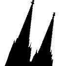 Kölner Dom Schräg von theshirtshops