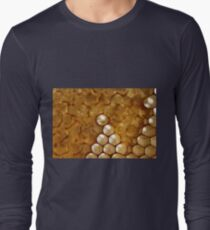 honey or not honey? Long Sleeve T-Shirt