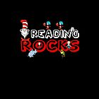 Reading Rocks by thinktee