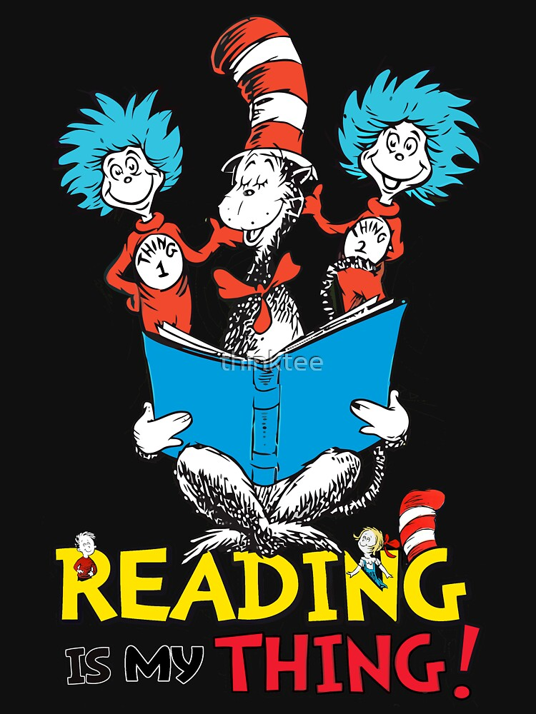 Read Across America - Reading is my Thing | Unisex T-Shirt