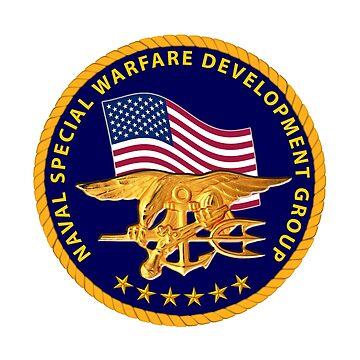 US DEVGRU/Seal Team 6 Logo by Sastimasa