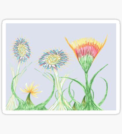 Floral Fantastique Sticker