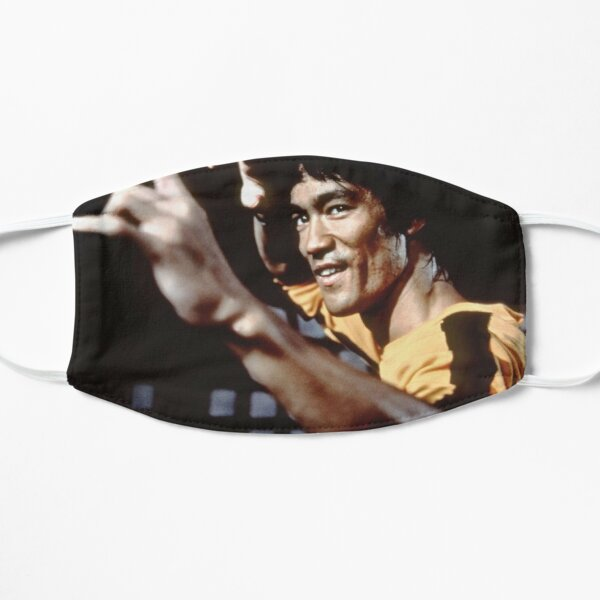 Bruce Lee Yellow Tracksuit Mask