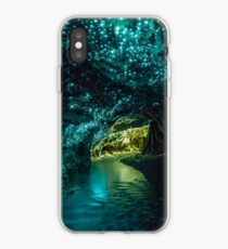 WAITOMO GLOWWORM iPhone Case