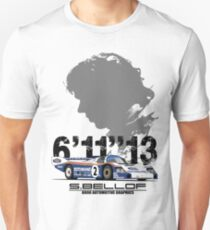 Stefan Bellof Nürburgring Unisex T-Shirt