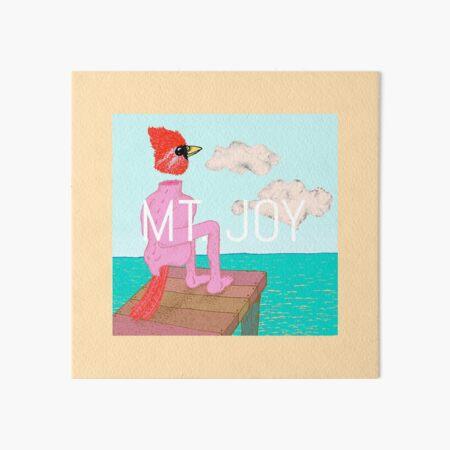 MT JOY - Have Faith Art Board Print