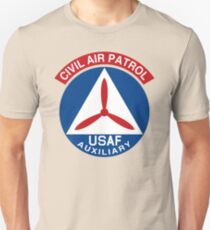 Civil Air Patrol Emblem Unisex T-Shirt