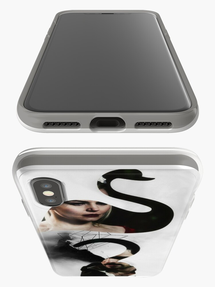 Alternate view of The Swan to my Pirate iPhone Case & Cover