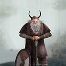 Old Viking by Alexander Skachkov