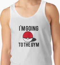 Pokemon Going to the Gym Tank Top