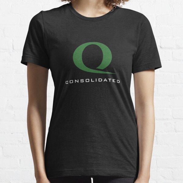 Queen Consolidated shirt – Q logo, Arrow, Green Arrow  Essential T-Shirt