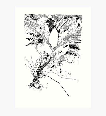 Graphics 012 Art Print
