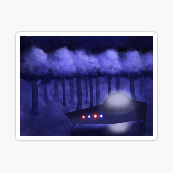 Rendlesham Forest Incident Sticker