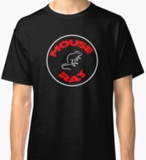 mouse rat, mouse, rat, parks, andy, recreation, tv, show, hipster, dwyer. Classic T-Shirt