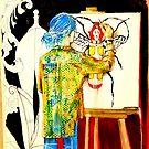 The Paint Bug by John Dicandia ( JinnDoW )