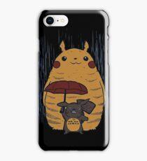 Totoro and Pikachu iPhone Case/Skin