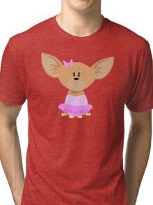 Honey The Ballerina! Tri-blend T-Shirt