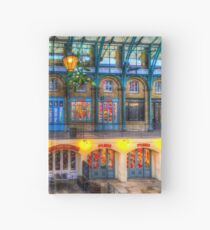 The Punch And Judy Pub Covent Garden Hardcover Journal
