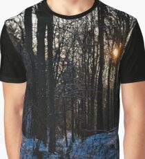 """""""Downwards"""" Graphic T-Shirt"""