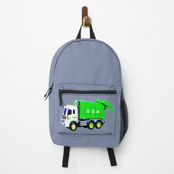 Garbage Truck Backpack