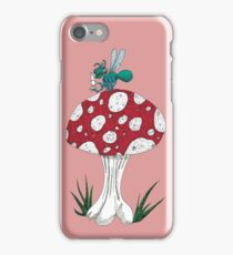 Insect Etiquette iPhone Case/Skin