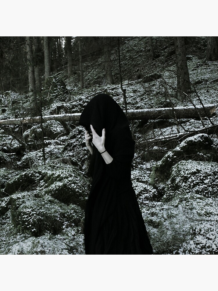 Forest Witch II by MyColdHands