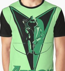Green Arrow 2 Graphic T-Shirt
