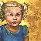Little Miss Sunshine by Alga Washington
